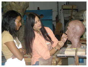 sculpture workshop usa